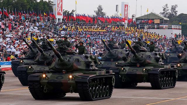 Departamentul de stat al SUA a aprobat vânzarea de armament către Taiwan, în ciuda opoziției Chinei