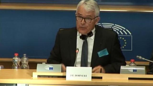 Jean-François Bohnert, contracandidatul Laurei Codruţa Kovesi, propus oficial pentru conducerea Parchetului Financiar din Franţa