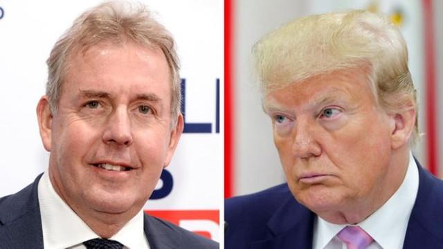 Anchetă în Marea Britanie după publicarea mesajelor critice la adresa lui Trump, care au dus la demisia ambasadorului din SUA