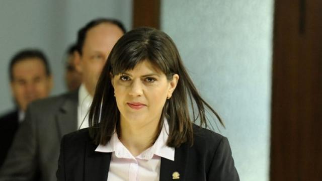 Laura Codruța Kovesi, OFICIAL primul procuror-şef european