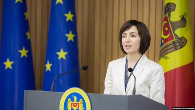 Maia Sandu și-a depus mandatul de deputat. Parlamentul va avea pentru o perioadă un număr mai mic de legiuitori decât prevede Constituția