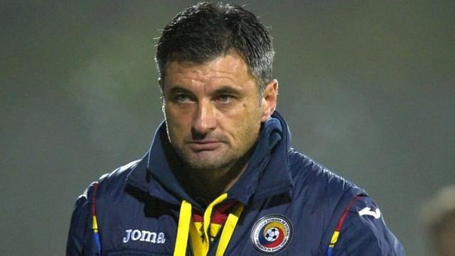Sorin Colceag, antrenorul principal al echipei Zimbru Chișinău, și-a dat demisia