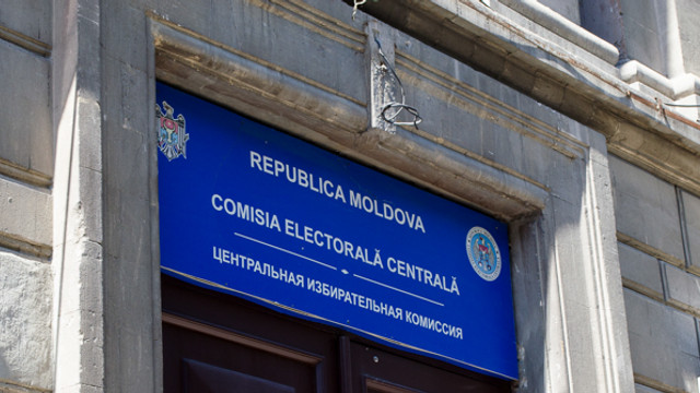 CEC publică lista a 13 partide care nu s-au conformat legii
