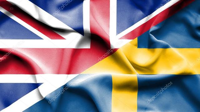 Marea Britanie şi Suedia vor coopera la realizarea unui avion de luptă de generaţie viitoare