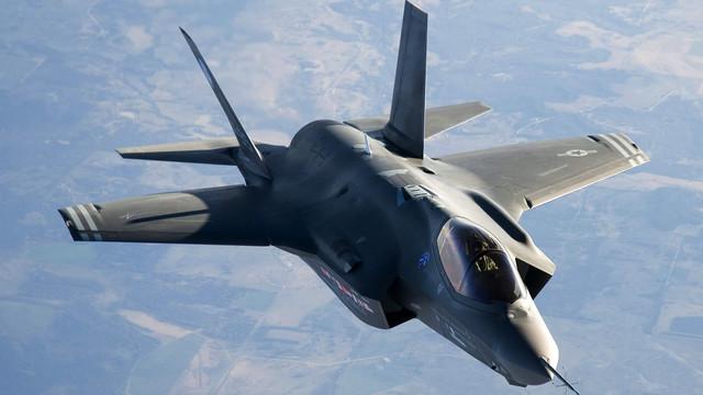 Primele sancţiuni SUA | Turciei îi va fi interzisă achiziţionarea avioanelor americane de luptă F-35