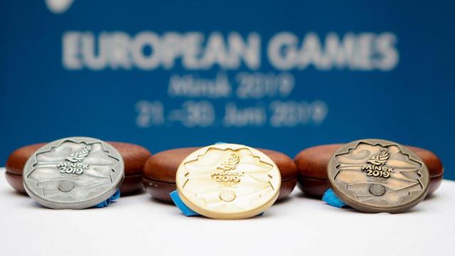 Sportivii moldoveni au cucerit cinci medalii la Jocurilor Europene de la Minsk. Pe ce loc se plasează R.Moldova