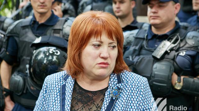 """Domnica Manole, achitată de Judecătoria Chișinău în """"dosarul referendumului"""" ( ZDG)"""