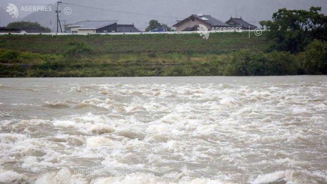Antenţionare de călătorie Japonia - ploi torenţiale şi alunecări de teren