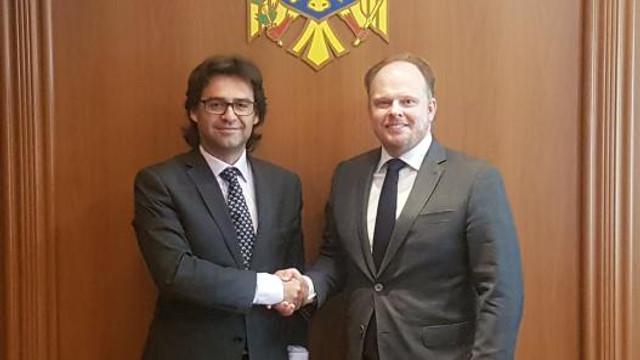 Nicu Popescu către ambasadorul Kevin Hamilton: Guvernul actual a simțit susţinerea Canadei în contextul dificultăţilor interne prin care treceam