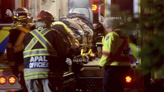 Canada: Zeci de oameni la spital după o scurgere de monoxid de carbon la un hotel
