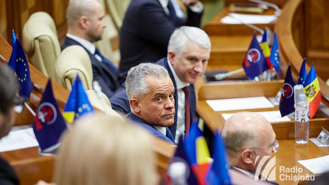 Solicitare la Procuratura Generală pentru ridicarea imunității lui Plahotniuc, Șor, dar și a altor deputați