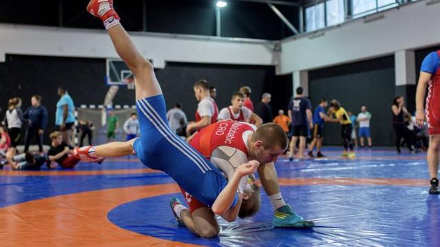 Ion Demian s-a clasat pe locul 5 la Mondialele de lupte libere (cadeți)