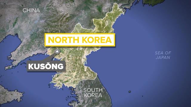 Coreea de Nord a lansat două proiectile neidentificate în direcţia Mării Japoniei