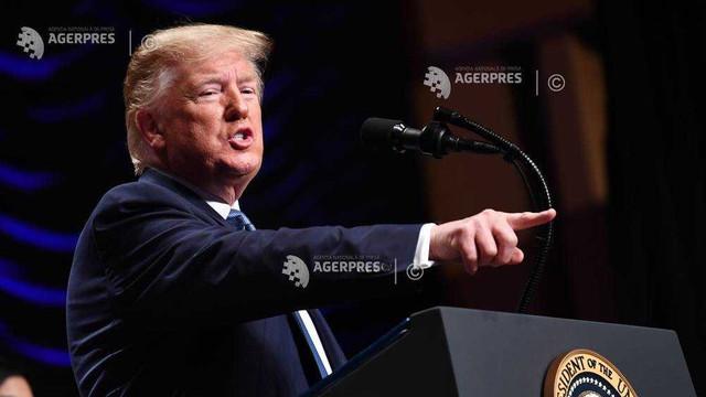 SUA: Trump găzduieşte un ''summit'' pentru a denunţa ''reaua credinţă'' a reţelelor de socializare