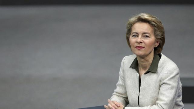 Candidatura Ursulei von der Leyen la șefia Comisiei Europene va fi suspusă mâine votului eurodeputaților
