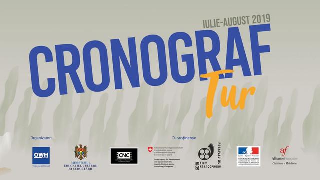"""Caravana filmelor """"Cronograf Tur"""" a ajuns la cea de-a VI-a ediție"""