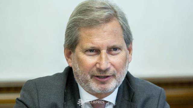 Guvernul austriac intenţionează să-l propună în viitoarea Comisie Europeană tot pe Johannes Hahn