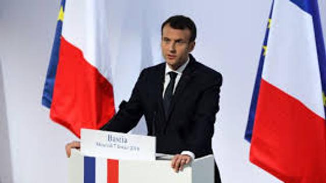 Președintele Emmanuel Macron subliniază importanța securității comune, în mesajul său de Ziua Franței