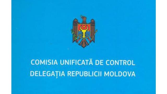 Reprezentanții Tiraspolului tensionează activitatea Comisiei Unificate de Control