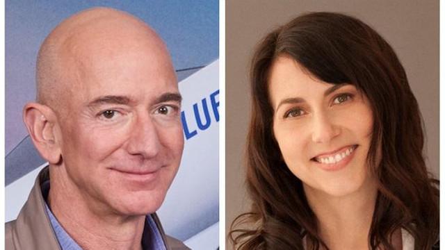 Fondatorul Amazon, Jeff Bezos, cel mai bogat om din lume, divorțează printr-o înţelegere de 38 de MILIARDE de dolari