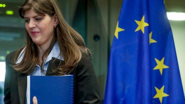 Kovesi poate rămne singurul candidat la Parchetul European, în cazul în care contracandidatul ei va fi ales la conducerea DNA-ului francez