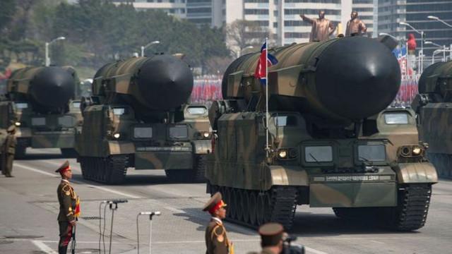 Coreea de Nord lansează din nou rachete balistice