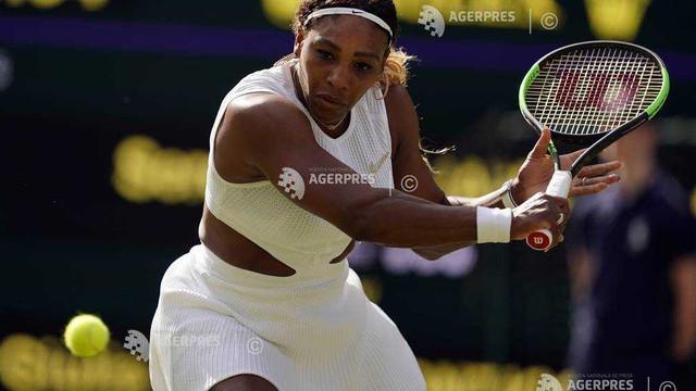 Tenis: Turneul de la Wimbledon - Serena Williams a acceptat să joace la dublu mixt cu Andy Murray