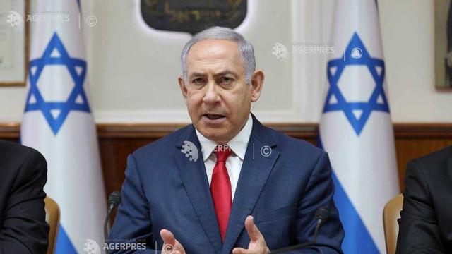 Netanyahu avertizează Iranul că se află în raza loviturilor aeriene israeliene, amintind de ameninţările iraniene