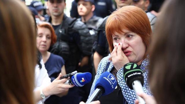 Procurorul explică de ce a renunțat la acuzațiile penale pe numele ex-magistratei Manole (ZDG)
