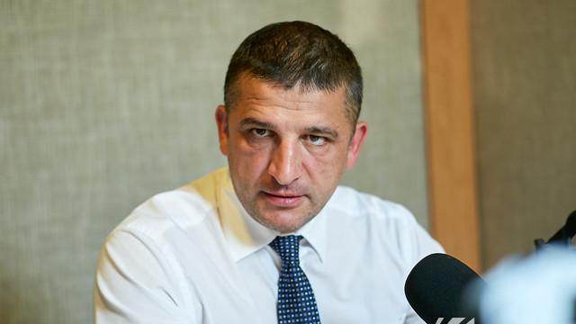 Vlad Țurcanu a depus actele pentru a se înregistra în cursa electorală pentru funcția de primar al Capitalei, declarând că viziunea sa asupra orașului este una românească