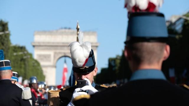LIVE VIDEO   Paradă pe Champs-Elysees de Ziua Națională a Franței. Un prieten major al R.Moldova, spun diplomații