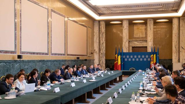 Reuniunea Grupului de lucru interministerial R.Moldova – România. Ce subiecte au fost discutate