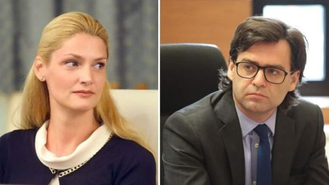 Ministrul de Externe, Nicu Popescu, a discutat cu omologul său de la București, Ramona Mănescu, și a felicitat-o cu învestirea recentă în funcție