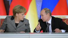 ÎNȚELEGERE Merkel - Putin privind acordarea statutului special regiunii separatiste Donbas din Ucraina