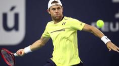 Albot continuă evoluția la turneul ATP de la Stockholm