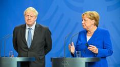 Angela Merkel: Remarca privind cele 30 de zile pentru Brexit a fost pentru a sugera timpul scurt