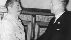 Istoria la pachet | Pactul Molotov - Ribbentrop și înțelegerile secrete sovieto - germane din  23 august 1939