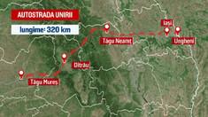 Autostrada Unirii | Au fost depuse oferte pentru reactualizarea studiului de fezabilitate pentru tronsonul Târgu Neamț-Iași-Ungheni