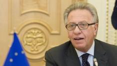 Preşedintele ales la Curtea Constituțională, Vladimir Ţurcan, a fost felicitat de către președintele Comisiei de la Veneţia