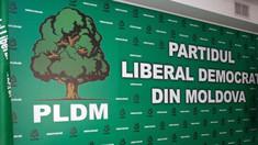 Toată puterea în stat este acaparată de un partid care reprezintă deschis interesele Federației Ruse, atenționează Partidul Liberal Democrat