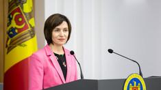 Maia Sandu spune că evenimentele organizate de președinție pe 24 august dezbină societatea