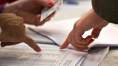 Câți alegători sunt înscriși în Registrul de stat