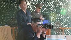 """Liderul nord-coreean Kim Jong Un a supervizat testarea unui """"lansator de rachete multiplu"""" (ACTC)"""