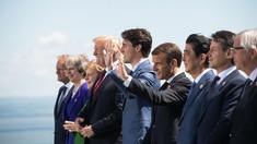 La summitul G7 s-a decis în privința unui ajutor urgent pentru ţările afectate de incendiile din regiunea Amazoniană