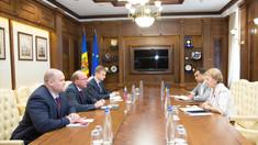Zinaida Greceanîi și Oleg Vasneţov au pus la cale activitățile dedicate aniversării a 75-a de la eliberarea R.Moldovei de sub ocupația fascistă