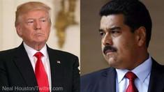Trump şi Maduro au anunţat că au loc discuţii la nivel înalt între Washington şi Caracas