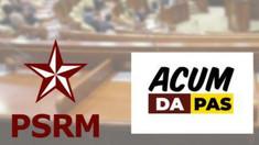 Premierul Maia Sandu anticipează semnarea acordului politic cu PSRM, săptămâna viitoare