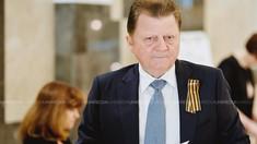 Vladimir Țurcan, despre alegerea sa în funcția de președinte al Curții Constituționale