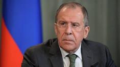 Serghei Lavrov: Moscova pledează pentru revenirea la principiile din Memorandumul Kozak