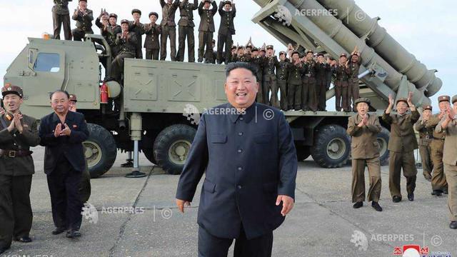 Coreea de Nord trage două rachete cu rază scurtă, în plină criză a coronavirusului. Regimul de la Phenian nu a raportat niciun caz de infectare cu COVID-19